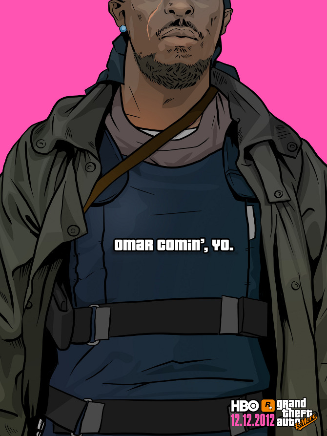 GTA X THE WIRE