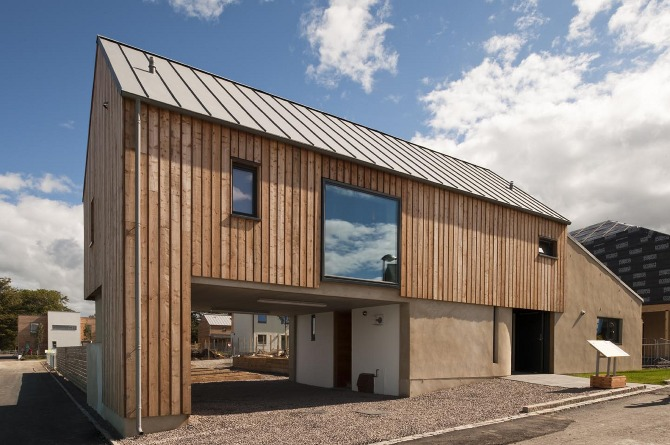 News rural design architects isle of skye and the for R house design