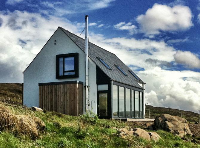 Passive House Design Scotland House Design Ideas