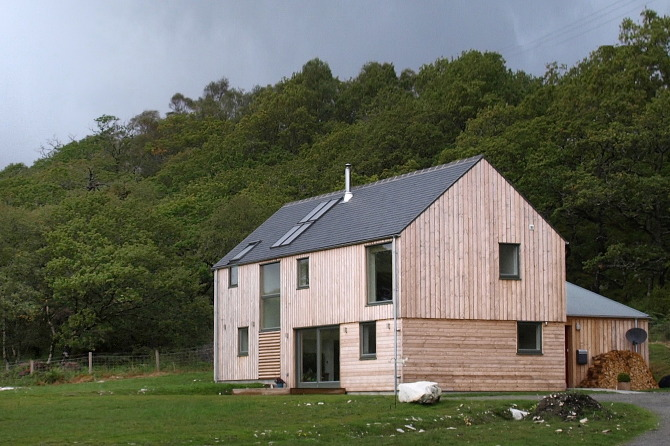 Archive rural design architects isle of skye and the for R house design