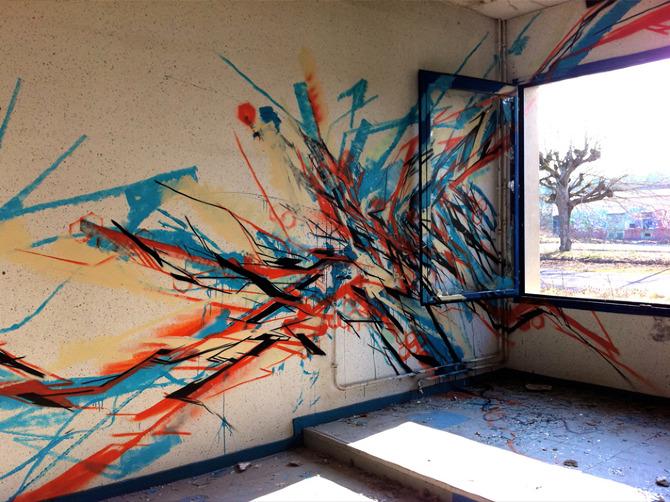 Spray Atm E Galerie